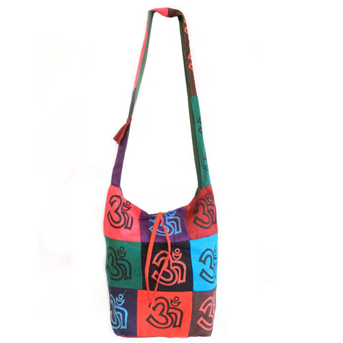 cotton patch sling bag om 1