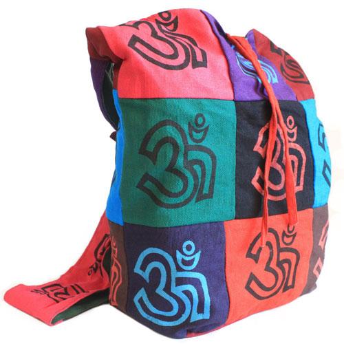 cotton patch sling bag om