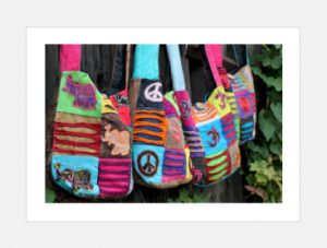 Hemp and Cotton bags