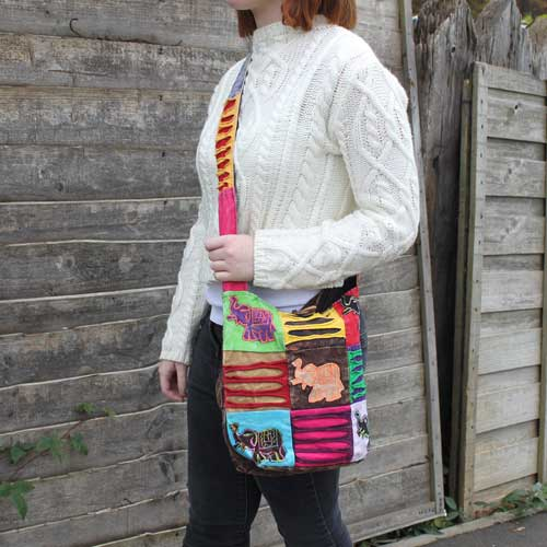 ethnic elephant bag 1