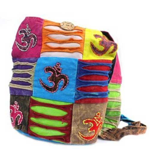 Ethnic Om Sling Bag