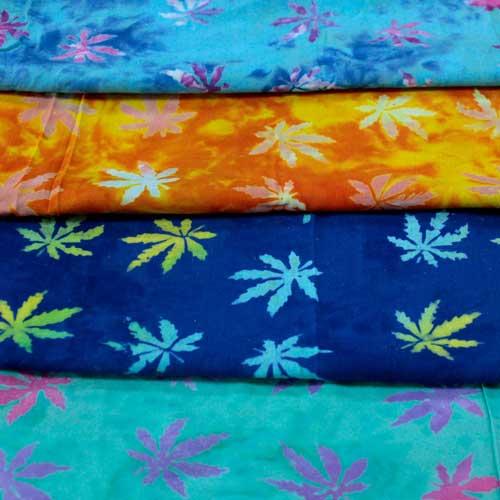 Leaf Sarongs
