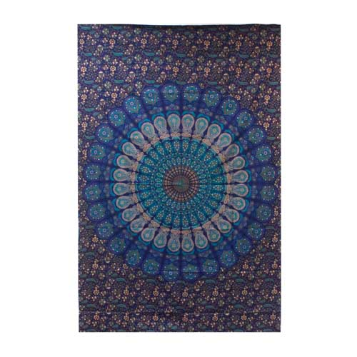single cotton classic mandala