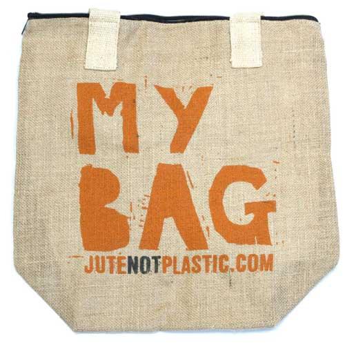 my bag orange