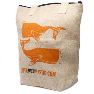 Whale Eco Jute Bag