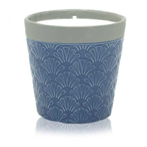 Blue Day Soy Wax Candle