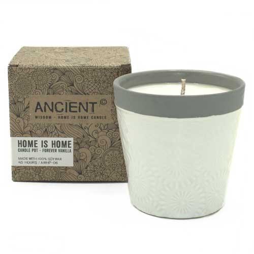 candle pot vanilla 1