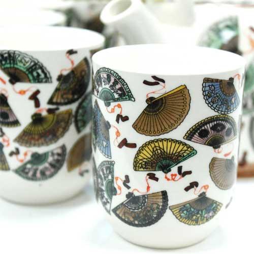 herbal teapot set fans 1