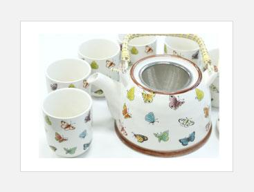 Herbal Teapot Set
