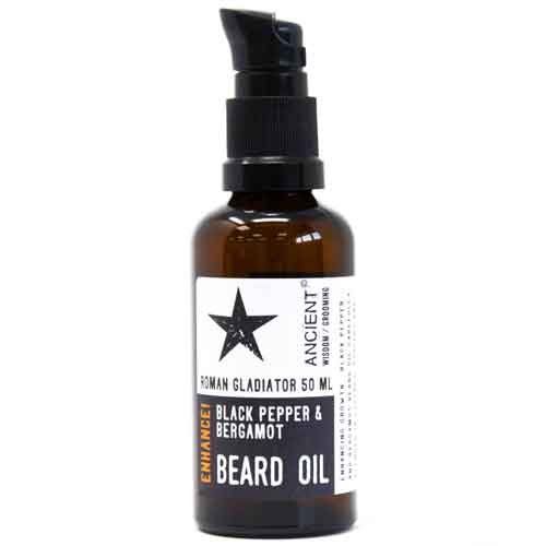 enhancing beard oil