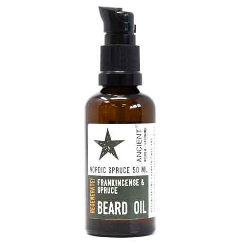 Rejuvenating Beard Oil