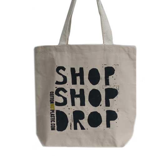 Shop Eco Cotton Bags